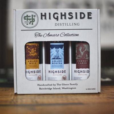 Amaro Collection Highside Distillery