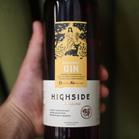 Harvest Gin Highside Distilling