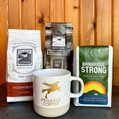 Bainbridge Tribute Box - Pegasus Coffee Company