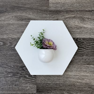 BI Design Hexagon Planter