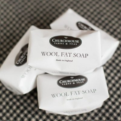 Churchmoue Wool Fat Soap