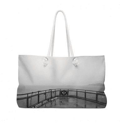Foggy Road Designs Ferry Weekender Bag