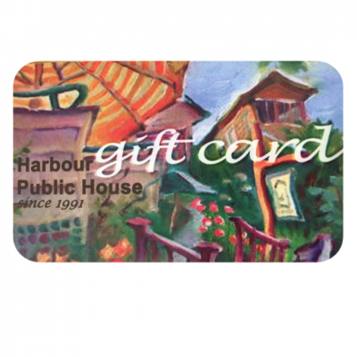 Harbor Pub Gift Card