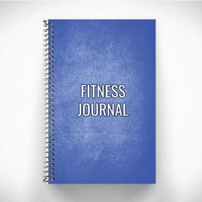 Journal Menu Fitness Journal
