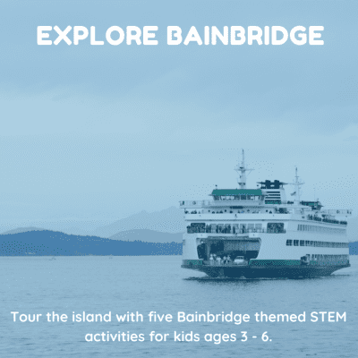 Kids Design Museum Explore Bainbridge STEM Box