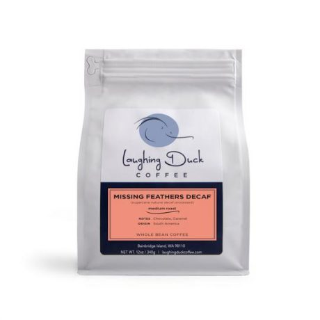 Laughing Duck Coffee – Missing Feathers Decaf