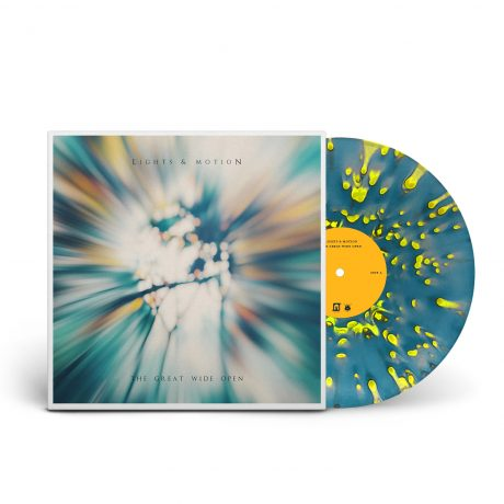 Spartan Records The Great Wide Open by Lights and Motion