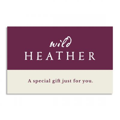 Wild Heather - Gift Card
