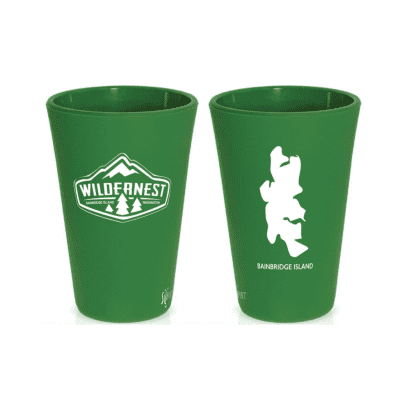 Wildernest Pint Glass