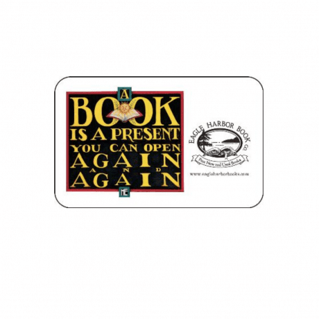 Eagle Harbor Book Co Gift Card