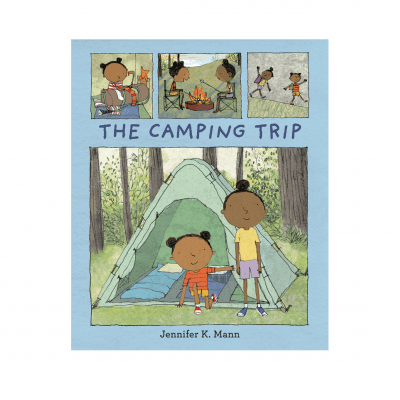 Eagle Harbor Book Co The Camping Trip