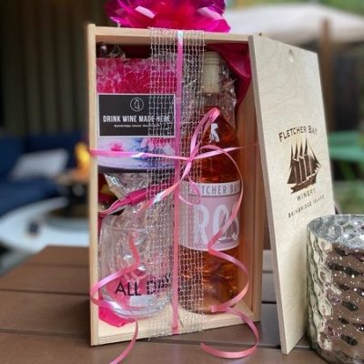 Fletcher Bay Winery Girlfriend Gift Box