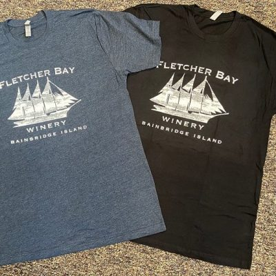 Fletcher Bay Winery T Shirt