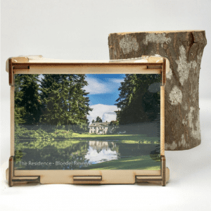 Bloedel Reserve Residence Puzzle