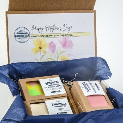 Bainbrige Trading Company Mothers Day Soap Gift Box